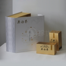 吴裕泰茶叶(香茉莉花茶礼盒)
