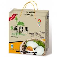 国丹咸鸭蛋30枚装 (红、黄盒)