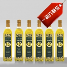 玛蒂娜原装进口橄榄油500ML(6瓶一整箱装)