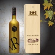 西班牙原瓶原瓶进口红酒(威世庄园黄金干红2004)