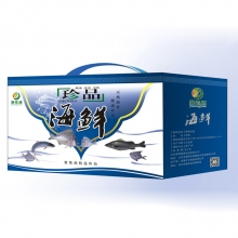 北京海鲜大礼包(海之佳)礼品卡