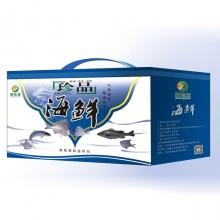 北京海鲜大礼包(海之宴)礼品卡