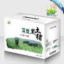 偕牌牧场(乡韵)黑山土猪肉礼盒/礼品卡/礼品劵