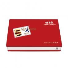 味多美月饼-品味巴黎月饼礼盒 配送卡