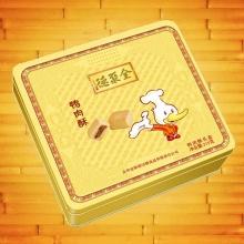 全聚德月饼-鸭肉酥月饼礼盒 配送卡