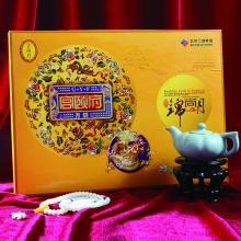 宫颐府月饼-锦尚月月饼礼盒