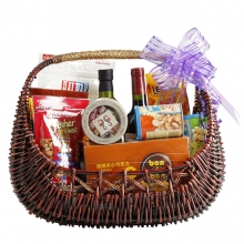 【停销】端午节进口食品(欧美尚选)进口食品礼篮