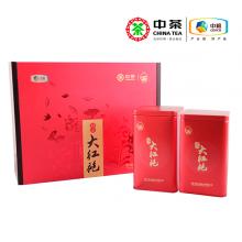 中粮中茶大红袍茶叶礼盒