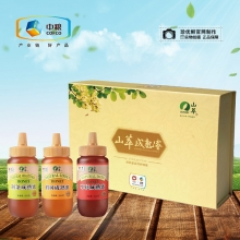 中粮山萃【金典】成熟蜜礼盒