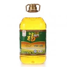 中粮福临门黄金产地玉米油5L/桶