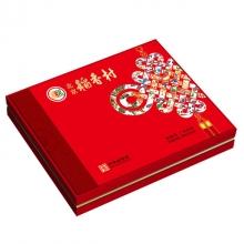 北京稻香村月饼(如意结)月饼礼盒