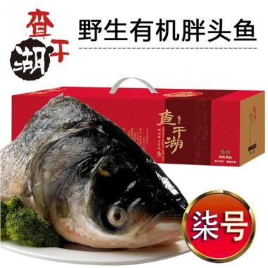 柒号-查干湖野生有机胖头鱼提货券