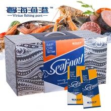馨海渔港-馨海百鲜海鲜组合大礼包/礼品卡/礼品劵