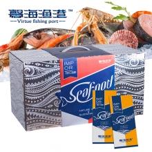 馨海渔港-馨海品鲜海鲜组合大礼包/礼品卡/礼品劵