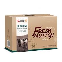 首农商业连锁京乡臻选牧场生态羊肉礼盒