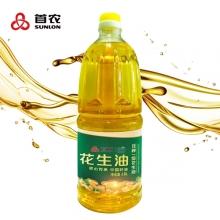 首农京乡压榨一级花生油1.8L