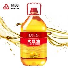 首农非转基因大豆油5L