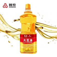 首农非转基因大豆油1.8L