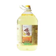 中粮塔原红花籽油5L桶装