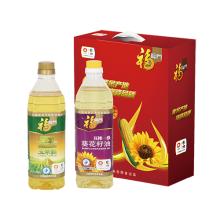 中粮福临门营养油组合1800ML