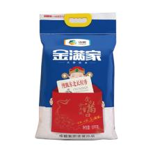 中粮金满家纯甄东北长粒香米5KG
