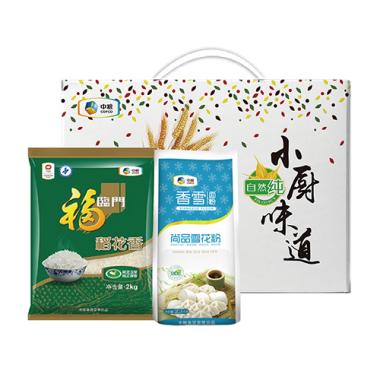 中粮优选小厨味道米面组合