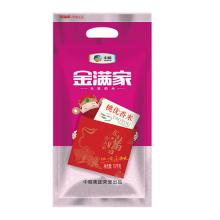 中粮金满家桃优香米25KG/袋装