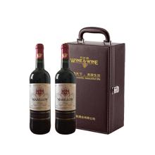 中粮原瓶进口红酒-法国进口美昂干红葡萄酒礼盒