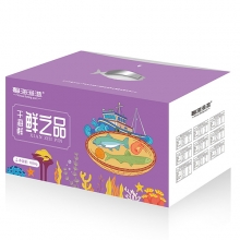 馨海渔港「798元」鲜之品干海鲜礼盒