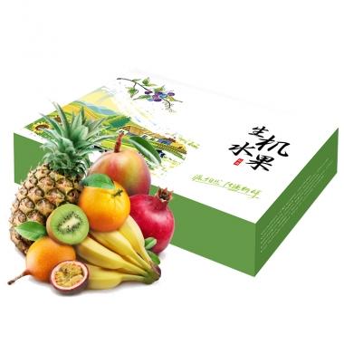 珍优鲜水果「缤纷福果318型」水果礼盒