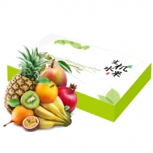 珍优鲜水果「速达暖意298型」水果礼盒