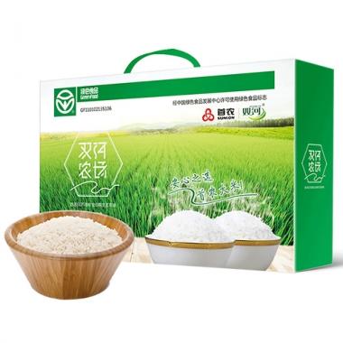 首农双河香珍珠米礼盒5000克