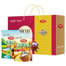 首农山谷臻语坚果礼盒/干果提货卡