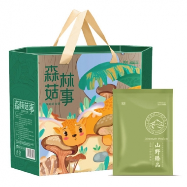 首农商业连锁京乡森林菇事礼盒B款