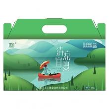 首农京乡清凉宜夏礼盒/夏季防暑降温福利