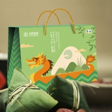 端午节粽子-中粮香雪轻舟粽礼盒